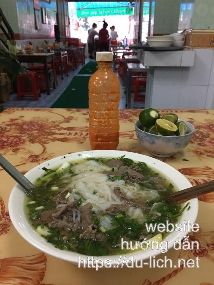 Quán ăn sáng ngon và nổi tiếng tại Hà Giang