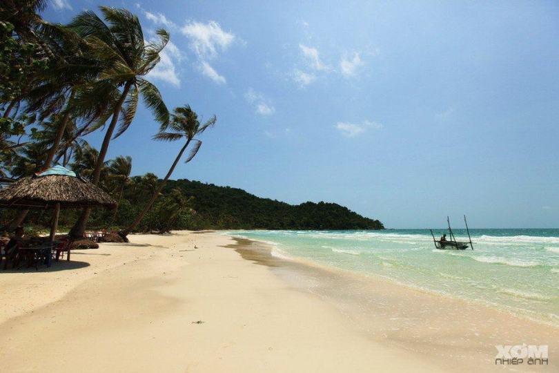 Hình ảnh Bãi Khem - một bãi tắm Phú Quốc đẹp như mơ