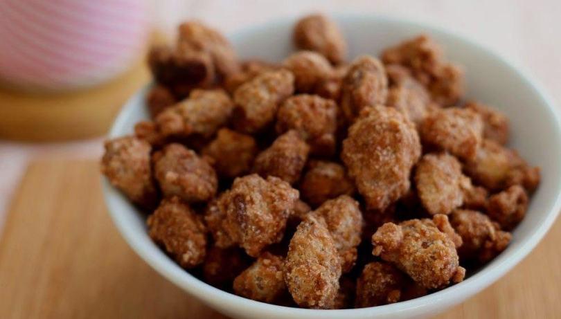 Hình ảnh món đậu phộng rang chouchou Phú Quốc