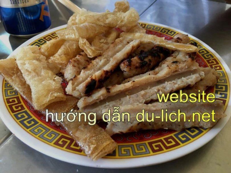 Đặc sản Nha Trang bạn nên mua về làm quà: nem chua Ninh Hòa