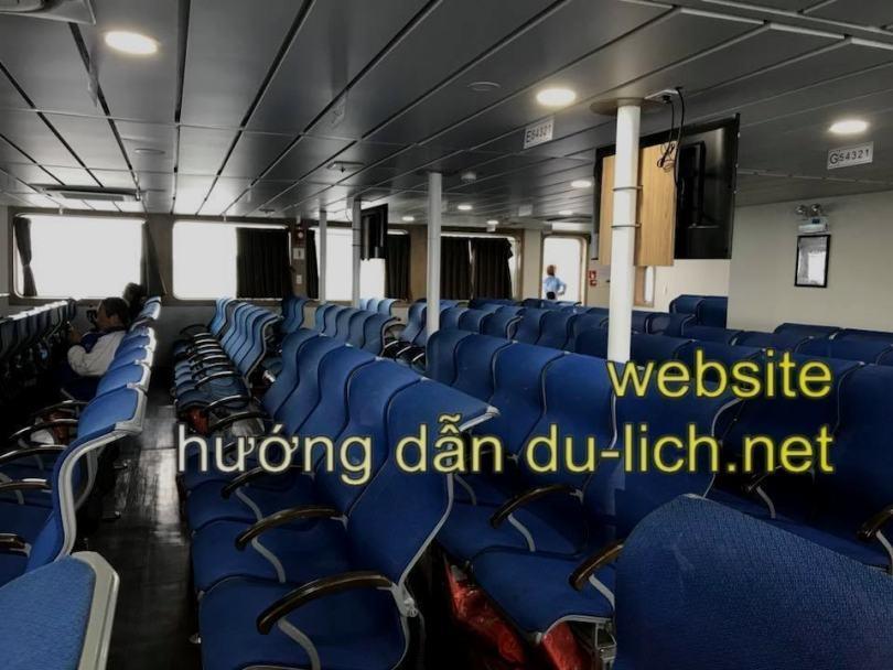 Hình ảnh trên phà Bình An Hà Tiên Phú Quốc (4)