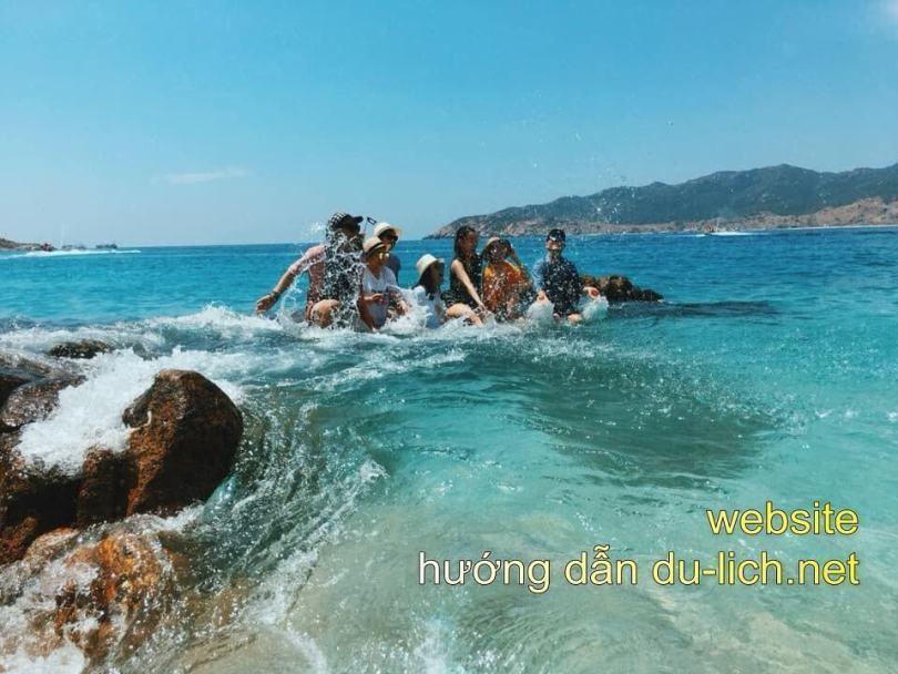 Nếu chán Nha Trang thì hãy đi tới Bình Ba