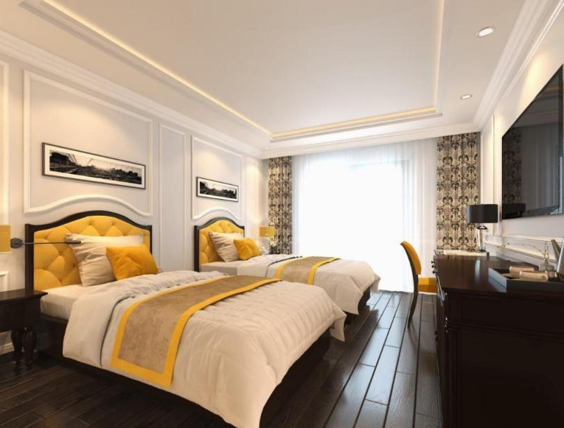 Review + hình ảnh khách sạn Minh Chau Pearl Hotel ở Quan Lạn