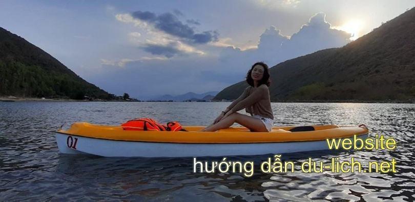 Chuyến đi Nha Trang 1 mình của Thanh Nga
