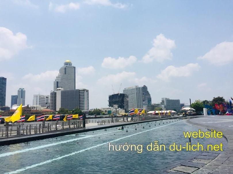 Hướng dẫn cách đi Icon Siam Bangkok