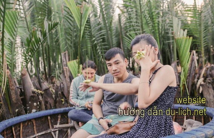 "Review đi Đà Nẵng Hội An cho gia đình: được nghe nhạc, xem ""quẩy thúng"" trên rừng dừa Bảy Mẫu"