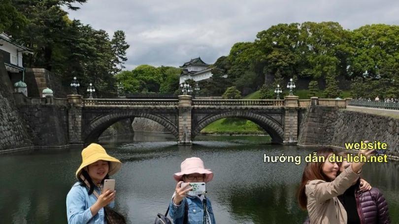 Địa điểm check-in tại Tokyo (2)