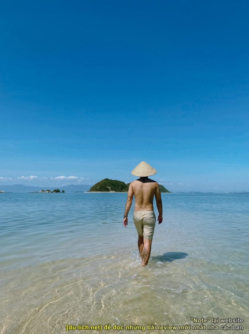 Kinh nghiệm check in con đường cát nổi ở Điệp Sơn (1)