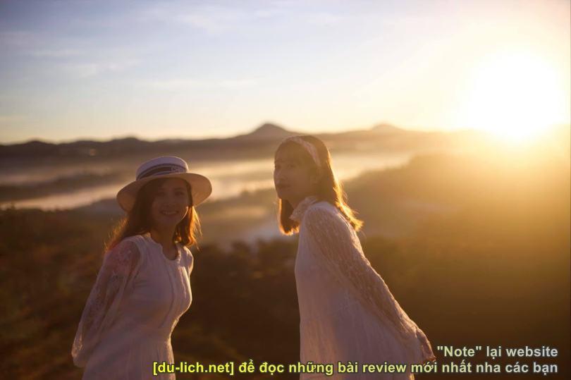Săn mây + đón bình minh trên đồi cô dâu