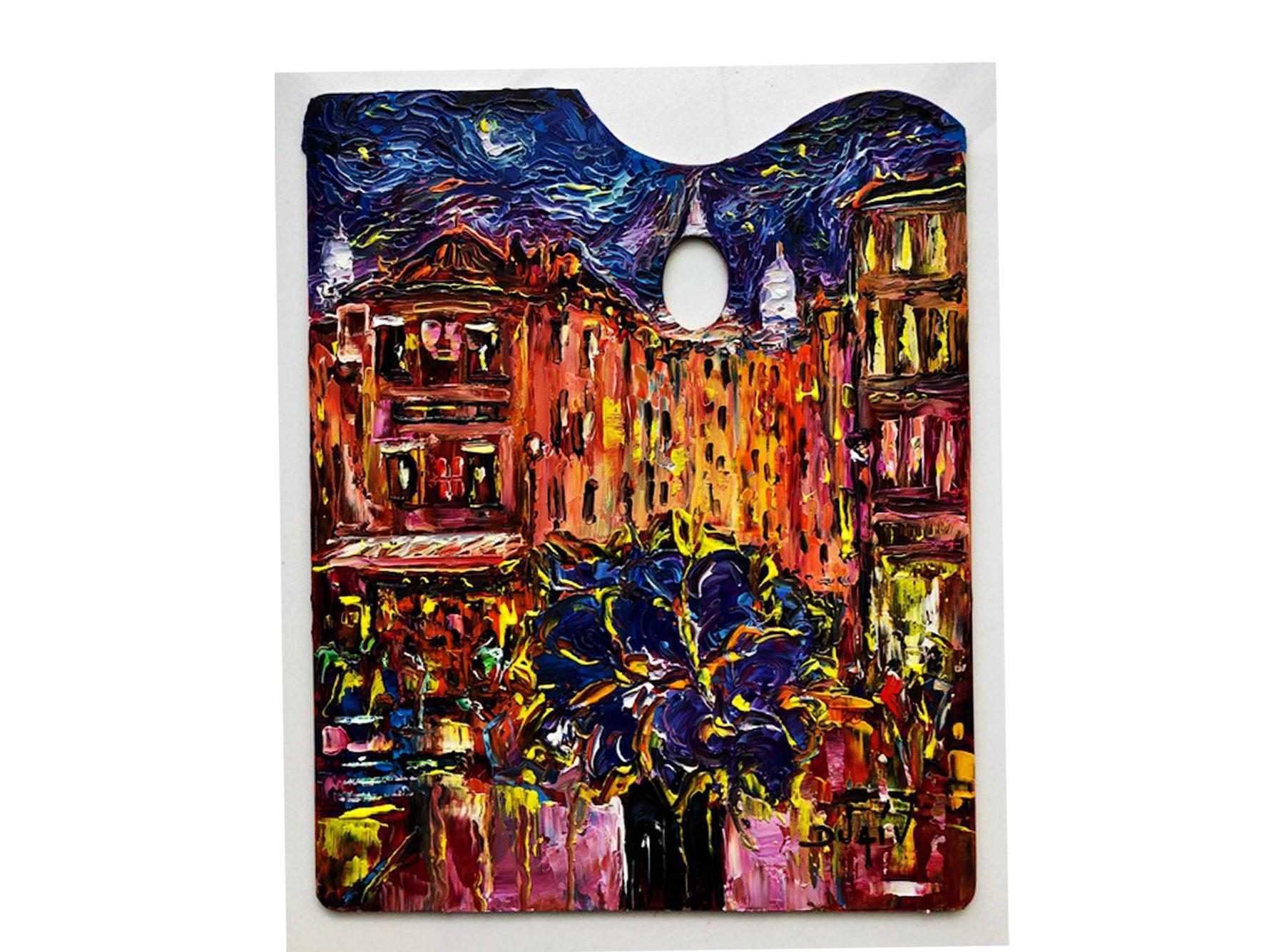 Palette Paris 19.5'' x 15.5''