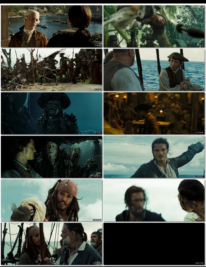 pirates of the caribbean dead mans chest movie download in hindi 300mb