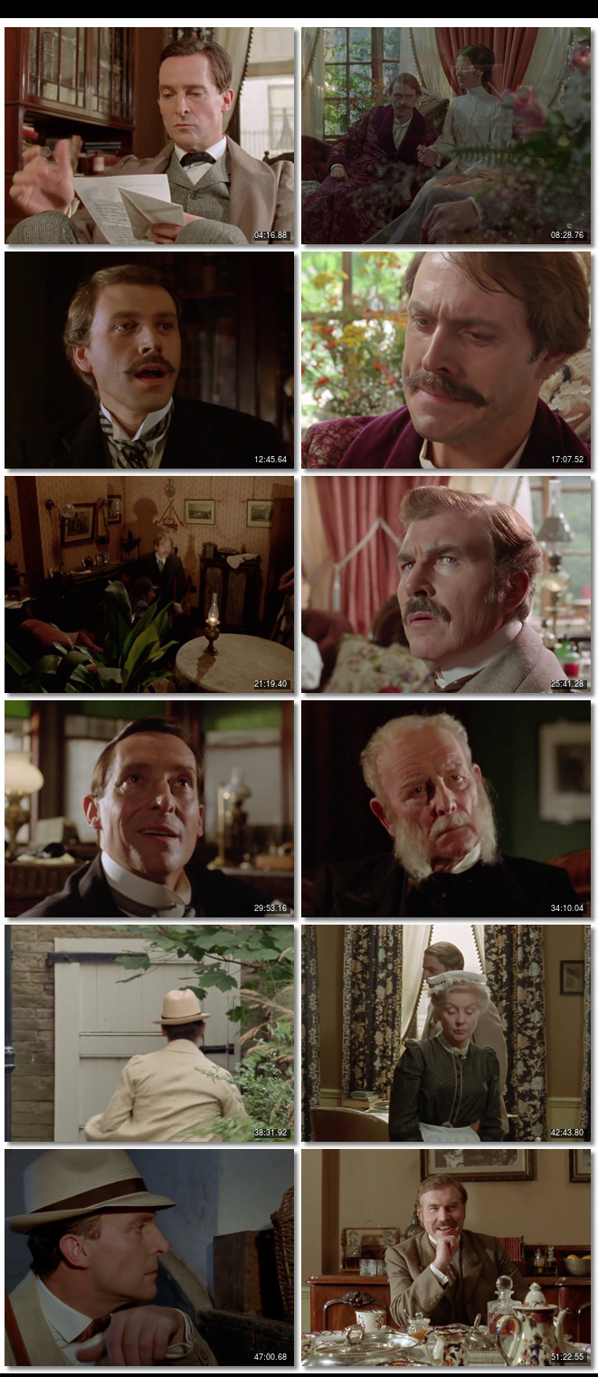 The Adventures of Sherlock Holmes S01E03 1984 720p Dual Audio