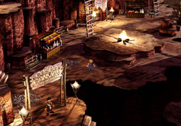 Final Fantasy VII PC