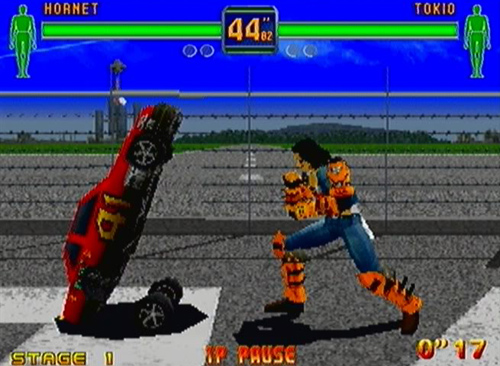 Fighters Megamix And Others Headed To XBLA - Dual Pixels