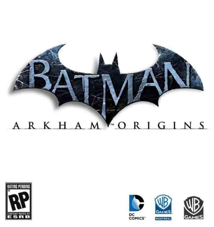 batman origins