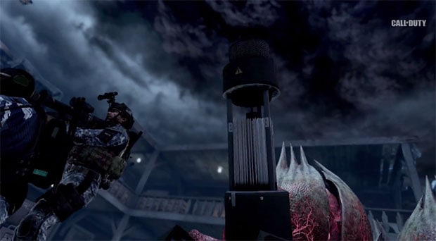 Call Of Duty Ghosts Extinction Reveal Trailer Dual Pixels
