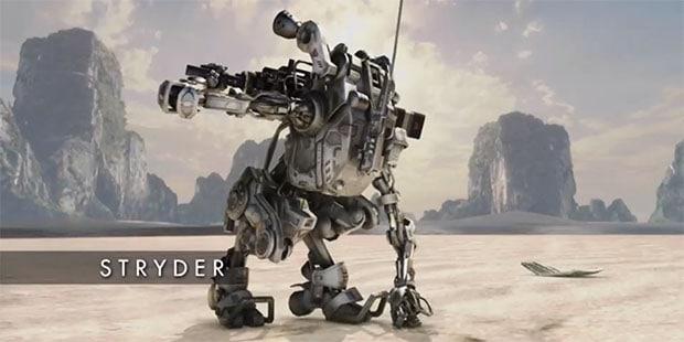 Titan-Stryder