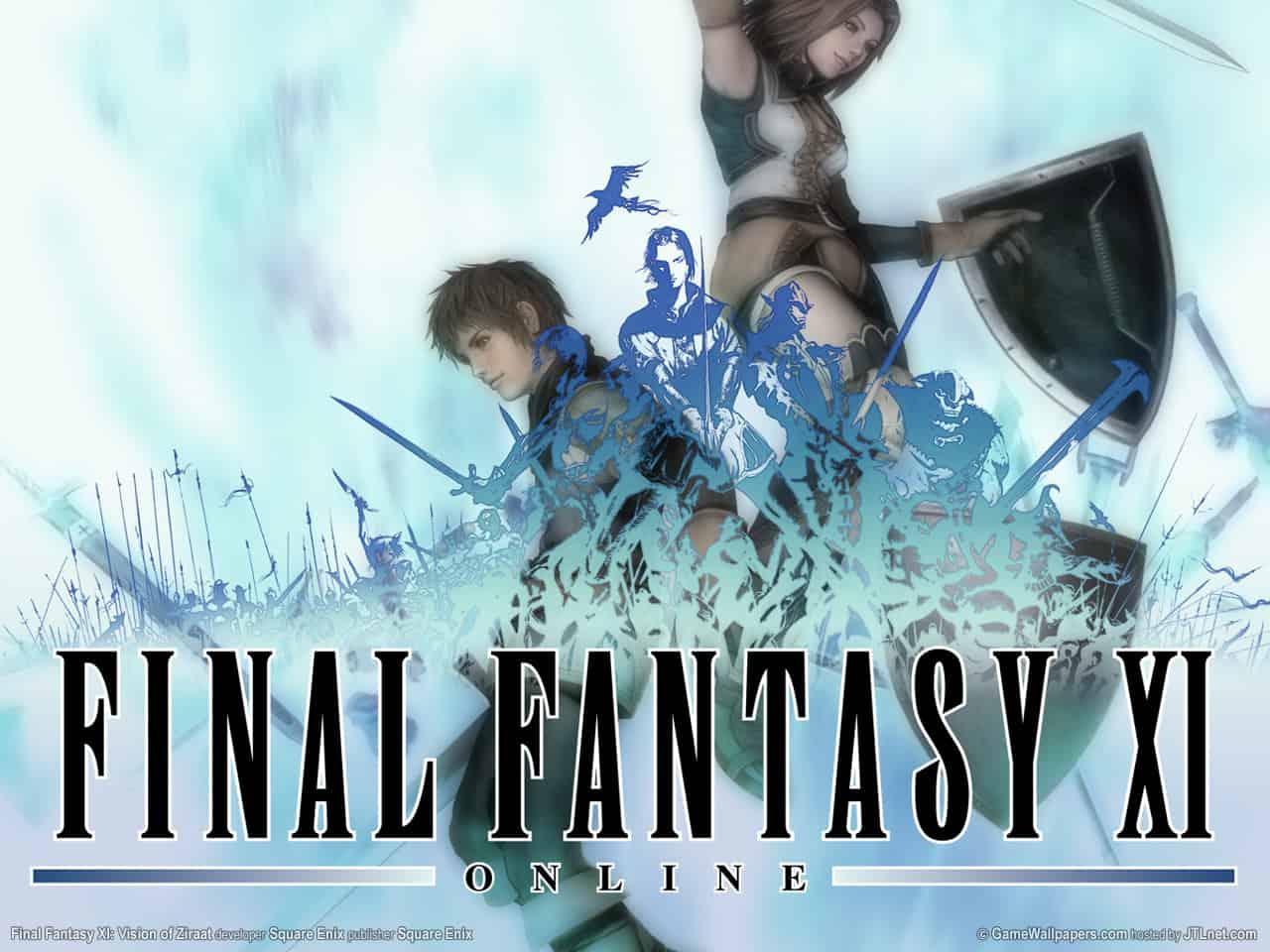 Final Fantasy XI 11th Anniversary Promotions! - Dual Pixels
