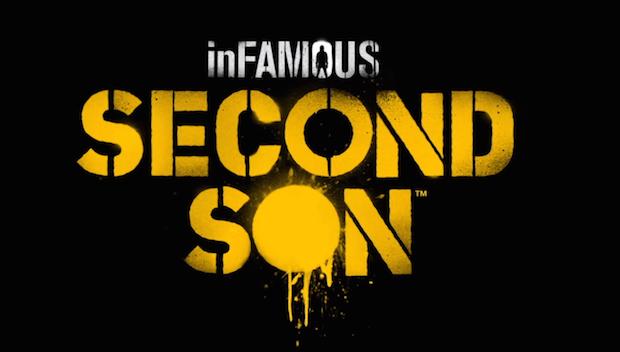 Second Son Title