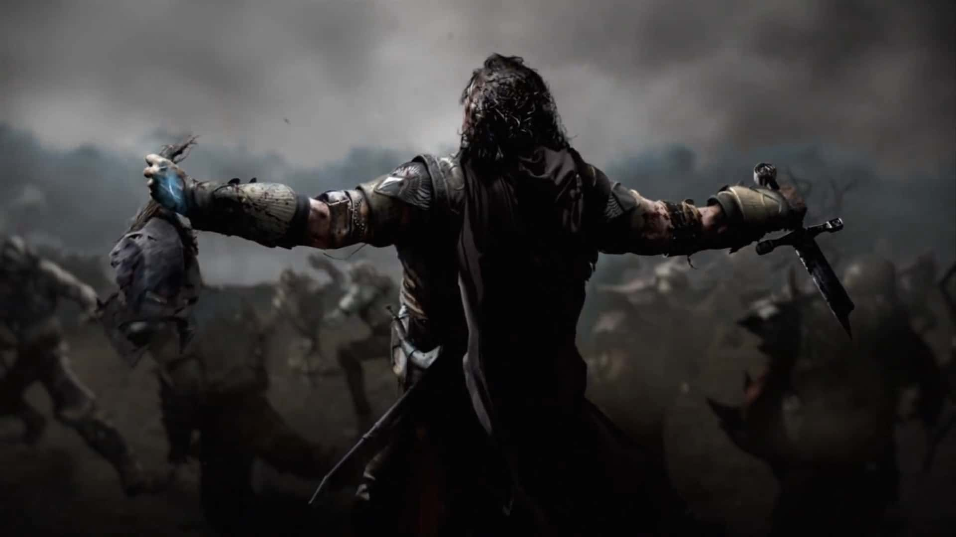 Late To The Party Middle Earth Shadow Of Mordor Dual