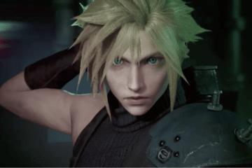 Final Fantasy Remake