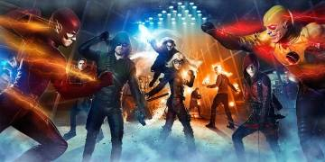 Arrow-Flash-Superhero-Fight-Club
