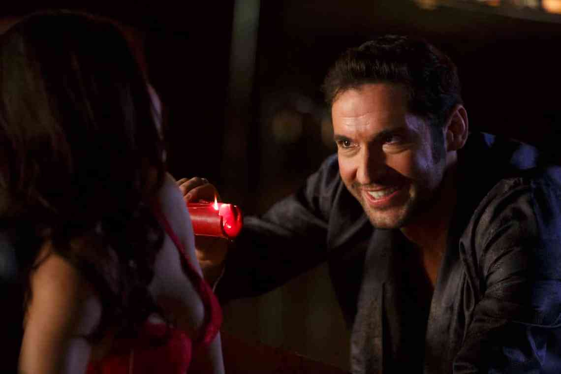 """LUCIFER: Tom Ellis in the """"Sin-Eater"""" episode of LUCIFER airing Monday, Oct. 10 (9:01-10:00 PM ET/PT) on FOX. ©2016 Fox Broadcasting Co. Cr: Michael Courtney/FOX."""