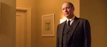 "THE BLACKLIST -- ""Miles McGrath #65"" Episode 403 -- Pictured: James Spader as Raymond ""Red"" Reddington -- (Photo By: David Giesbrecht/NBC)"
