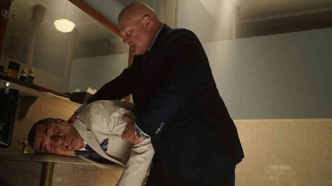 "GOTHAM: Michael Chiklis in the ""Mad City: Red Queen"" episode of GOTHAM airing ""Mad City: Blood Rush"" episode of GOTHAM airing Monday, Nov. 7 (8:00-9:01 PM ET/PT) on FOX. Cr: Jeff Neumann/FOX."