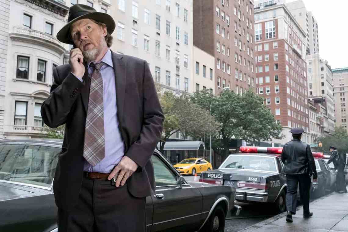 """GOTHAM: Donal Logue in the """"Mad City: Executioner"""" episode of GOTHAM airing Monday, Nov. 14 (8:00-9:01 PM ET/PT) on FOX. ©2016 Fox Broadcasting Co. Cr: Jeff Neumann/FOX"""