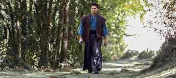 """DC's Legends of Tomorrow --""""Shogun""""-- Image LGN203a_0123.jpg -- Pictured: Nick Zano as Nate Heywood -- Photo: Bettina Strauss/The CW -- © 2016 The CW Network, LLC. All Rights Reserved."""