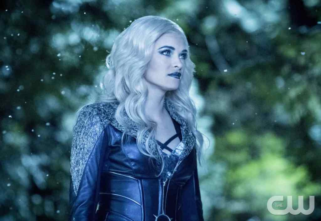 "The Flash -- ""Infantino Street"" -- FLA322b_0266b.jpg -- Pictured: Danielle Panabaker as Killer Frost -- Photo: Dean Buscher /The CW -- © 2017 The CW Network, LLC. All rights reserved."