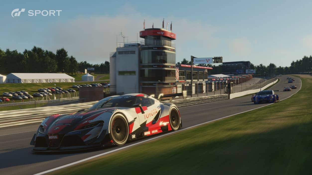 Gran Turismo Sport Drifting Your Way This October