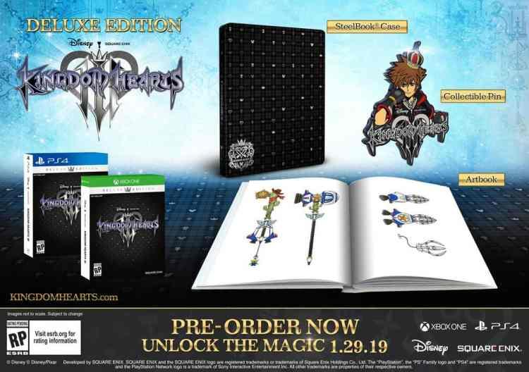 Kingdom Hearts Deluxe Edition 1
