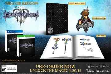 Kingdom Hearts Deluxe Edition 1