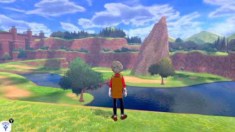 Pokémon Sword and Shield Field