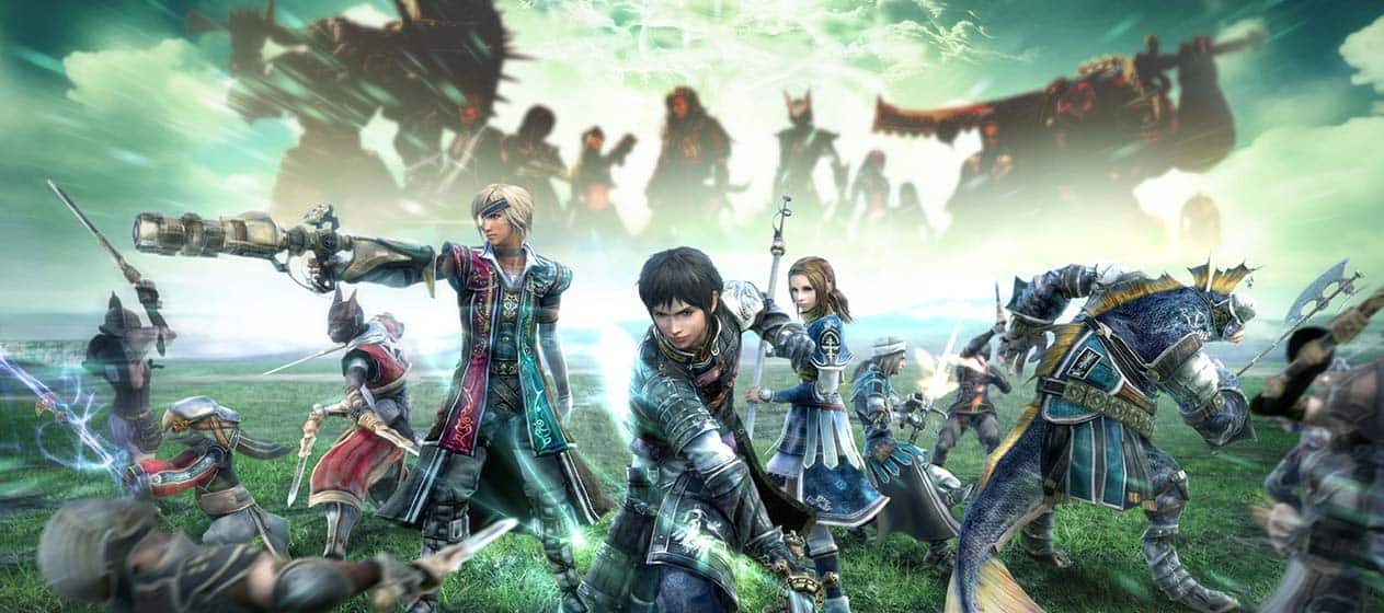 The Last Remnant Remastered Key Art