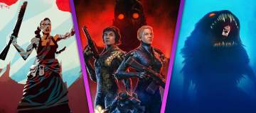 July games with Wolfenstein, Sea of Solitude and Nowhere Prophet