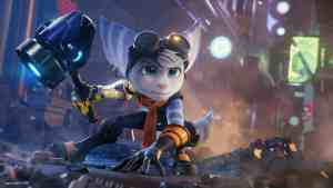 Ratchet & Clank: Rift Apart female Lombax.