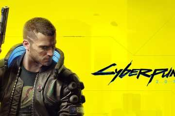Cyberpunk 2077 delayed featured image.
