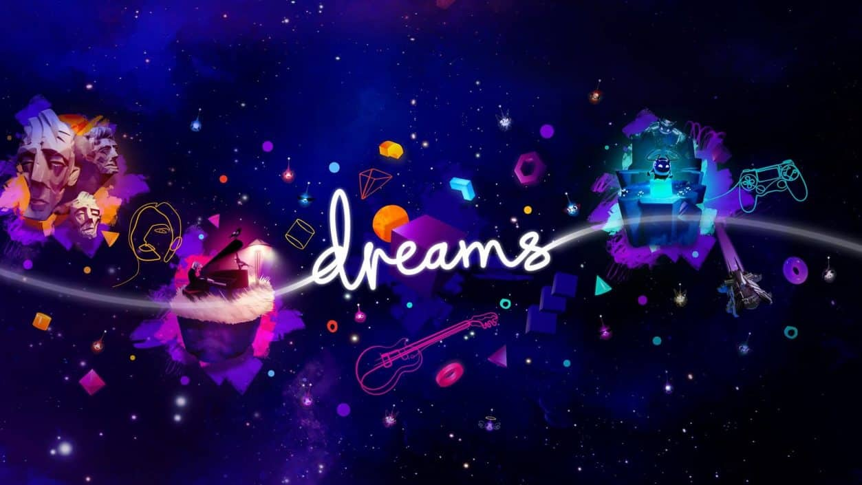 Dreams is getting PSVR support later this month