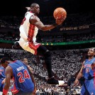 Dwyane Wade in Wade 1 Playoff