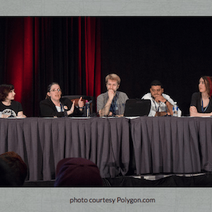 Pax East 2014 Panel