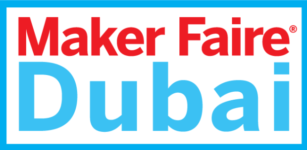 Maker Faire Dubai logo