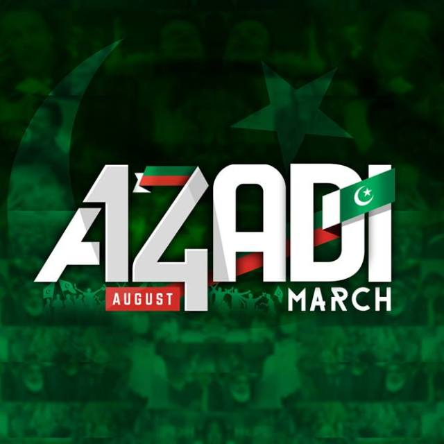 Azadi March PTI