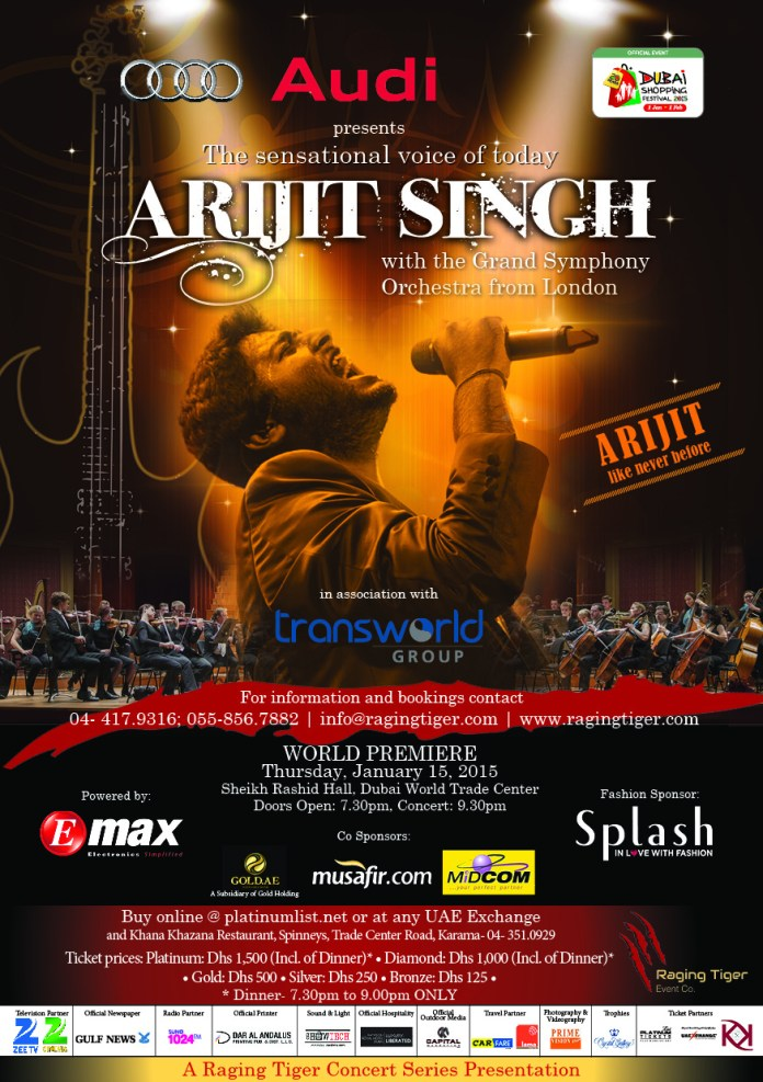 ARIJIT- mail shot