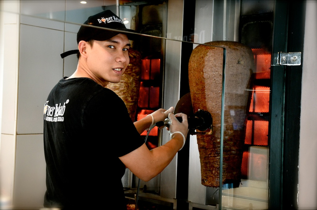 German Doner Kebab - Jumeirah Lake Towers - Cluster W