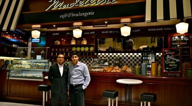 Madeleine Cafe & Boulangerie – Dubai Mall
