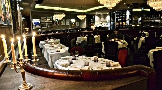 La Residence Restaurant & Lounge – Raffles Hotel