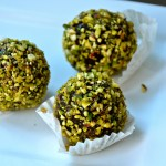 Brownie Bombs - dhs 30 for 3 pieces - Chocolate, pistachios, halawa, baklava